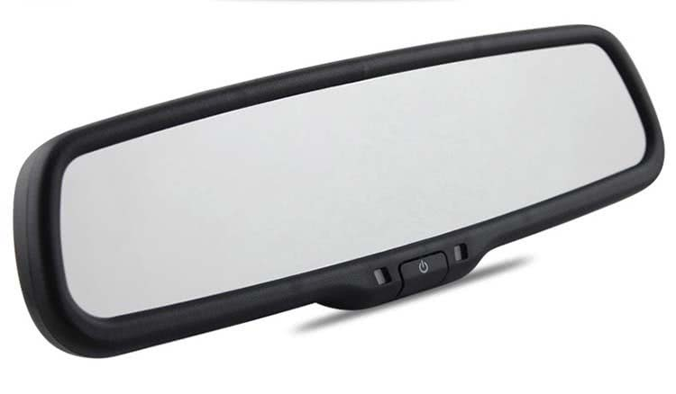 skoda octavia a5 зеркало с монитором