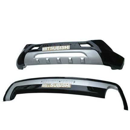 Защита переднего и заднего бампера Mitsubishi ASX