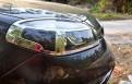 Хром накладка передних фар Рено Колеос / Renault Koleos 2012-2016