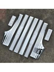 Комплект накладок на пороги для Ford Mondeo / Форд Мондео 2013-2014