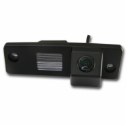 Обзорная камера заднего вида Opel Antara / Опель Антара 2011-
