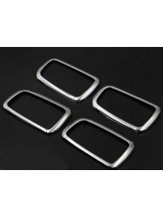Накладки рамки ручек открывания дверей Mitsubishi ASX / Митсубиси АСХ 2010-2014