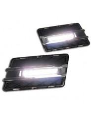 Дневные ходовые огни ( ДХО ) для Mercedes GLK-Сlass X204 / Мерседес ГЛК-Класс X204 2008-2012г