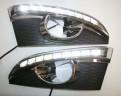 Дневные ходовые огни (ДХО) для Chevrolet Captiva / Шевроле Каптива 2012-2013