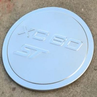 Накладка на лючок бензобака Volvo XC60 / Вольво ХС60 2009-2017