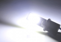 Светодиодная лампа T10 W5W 2 Cob Canbus