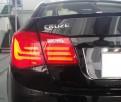 Стоп-сигналы светодиодные BMW Style для Chevrolet Cruze / Шевроле Круз 2009-2013