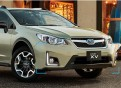 Штатные ходовые огни Субару ХВ / Subaru XV 2016-2017