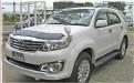 Дневные ходовые огни для Toyota Fortuner / Тойота Фортунер 2012-2014
