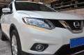 Хром накладка передних фар Ниссан Х-Трейл / Nissan X-Trail T32 2014-2016