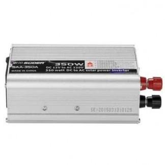 Автомобильный преобразователь напряжения ( инвертор) 12-220 Вольт 350 Ватт