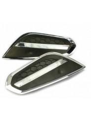 Штатные дневные ходовые огни для Volvo S60 / Вольво C60 2010-