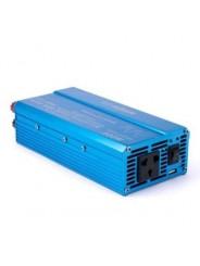 Автомобильный преобразователь напряжения с чистой синусоидой ( инвертор) 24-220 Вольт 500 Ватт