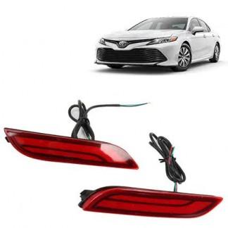 Задние габаритные огни Тойота Камри / Toyota Camry V70 2018-2019