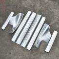 Комплект накладок на пороги для Honda CR-V / Хонда СРВ 2012-2014