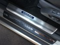 Накладки на пороги для Вольво ХС60 / Volvo XC60 2009-2017
