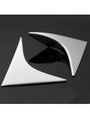 Хром накладка спойлера Мазда СХ-5 / Mazda CX-5 2011-2016