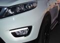 Штатные ходовые огни Kia Sportage / Киа Спортейдж 2015-