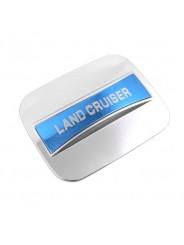 Накладка лючка бензобака Тойота Ленд Крузер 200 / Toyota Land Cruiser 200 2008 -2019