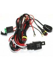 Установочный комплект подключения светового оборудования на 2 фары (провод для птф)