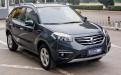 Рейлинги продольные Рено Колеос / Renault Koleos 2011-2016