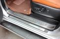 Накладки на пороги Lexus GX460 2009-2017