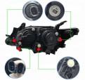 Альтернативная оптика на Toyota Camry / Тойота Камри 2012-