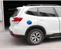 Накладка на лючок бензобака Субару Форестер / Subaru Forester S5 2018-2019