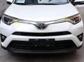 Хром накладка капота Тойота Рав 4 / Toyota Rav 4 2016-2017