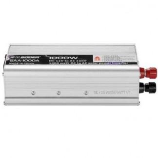 Автомобильный преобразователь напряжения ( инвертор) 24-220 Вольт 1000 Ватт