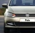 Дневные ходовые огни Volkswagen Polo / Фольксваген Поло 2011-2014