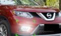 Дневные ходовые огни (ДХО) на Nissan X-Trail / Ниссан Икс Трейл 2014-