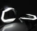 Дневные ходовые огни для Toyota Prado 150 / Тойота Прадо 150 2014-2015