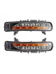 Дневные ходовые огни для Ford Edge / Форд Эйдж 2013-...