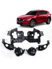 Противотуманная фара светодиодная Мазда СХ-5 / Mazda CX-5 2017-2019