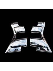 Хром накладка на задние фонари Toyota Prado 150 / Тойота Прадо 150 2013-