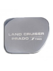 Накладка на лючок бензобака Тойота Прадо 150 / Toyota Prado 150 2009-2017