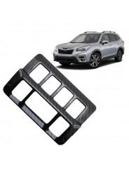 Накладка под карбон на Субару Форестер / Subaru Forester 2018-2019