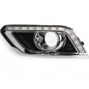 Штатные дневные ходовые огни Opel Mokka / Опель Мокка 2012-