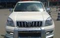 Дневные ходовые огни для Toyota Prado 120 / Тойота Прадо 120 2003-2009
