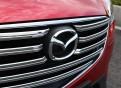 Хром накладка решетки радиатора Мазда СХ-5 / Mazda CX-5 2011-2016