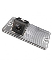Обзорная камера заднего вида Киа Спортейдж 2 / Kia Sportage 2 2004-2010
