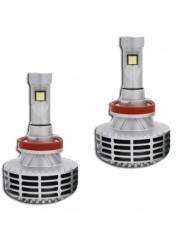 Лампа светодиодная автомобильная H4 3000 Люмен