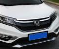 Хром накладка капота Хонда СР-В / Honda CR-V 2012-2016
