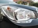 Хром накладка передних фар Субару Форестер / Subaru Forester 2013-2017