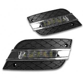 Дневные ходовые огни ( ДХО ) для Mercedes ML350 / Мерседес МЛ350 280 320 500 W164 2010-2011г