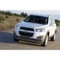 Дневные ходовые огни для Chevrolet Captiva / Шевроле Каптива 2014- рестайлинг