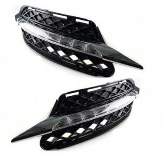 Дневные ходовые огни ( ДХО ) для Mercedes S-class W221 S300 S350 S500 S600 / Мерседес C-Класс В221 2009-2012