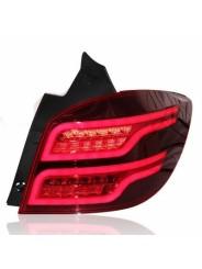 Задние фонари светодиодные Chevrolet Cruze Hatchback / Шевроле Круз Хэтчбек 2009-2013