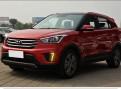 Дневные ходовые огни Хендай Крета / Hyundai Creta IX25 2016-